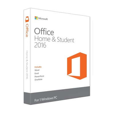 Office Home Student 2016 32/64 Bits