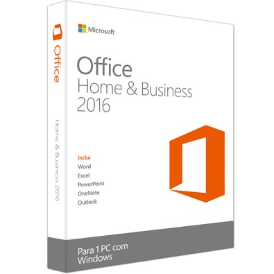 Office Home Business 2016 32/64 Bits T5D-02932